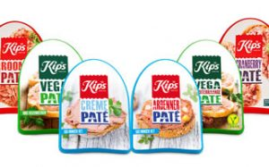 Kips to expand product range with low-fat pates